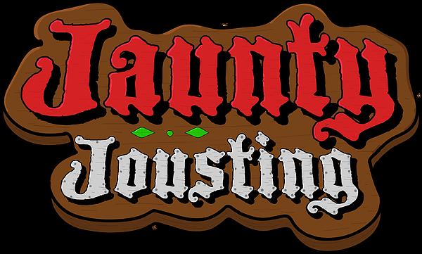 Jaunty Joust Logo